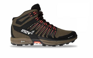 Inov-8 Roclite G 345 GTX Womens Brown/Coral