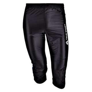 True Story Elite black orienteering trousers 2/3 edestä
