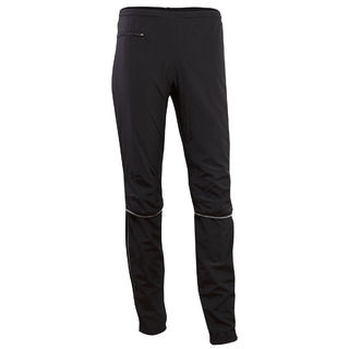 True Story Black Shield warm-up trousers, WOMEN edestä