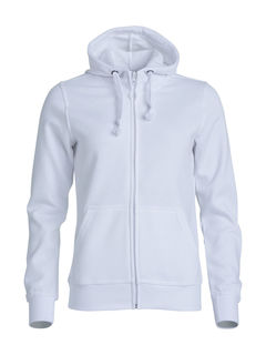 Clique Basic Hoody Full zip ladies 021035-00 (1)