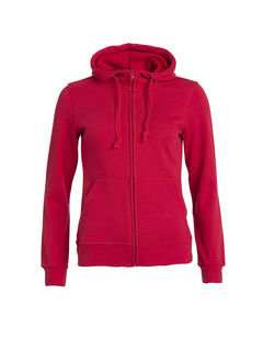 Clique Basic Hoody Full zip ladies 021035-35 (1)