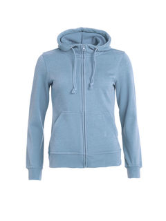 Clique Basic Hoody Full zip ladies 021035-57 (1)
