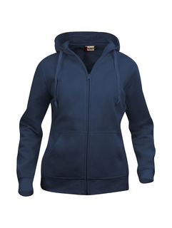 Clique Basic Hoody Full zip ladies 021035-580 (1)