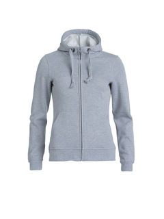 Clique Basic Hoody Full zip ladies 021035-95 (1)