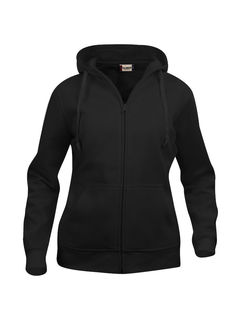 Clique Basic Hoody Full zip ladies 021035-99 (1)