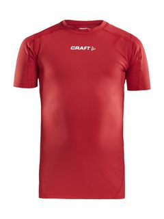 Craft Pro Control Compression Tee JR 1906859-430000 (1)