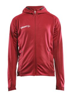Craft Evolve Hood Jacket JR 1910159-430000 (1)