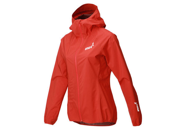 Inov-8 Stormshell Waterproof Jacket Women, punainen