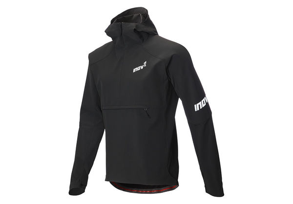 Inov-8 Softshell Thermal Jacket Men, musta