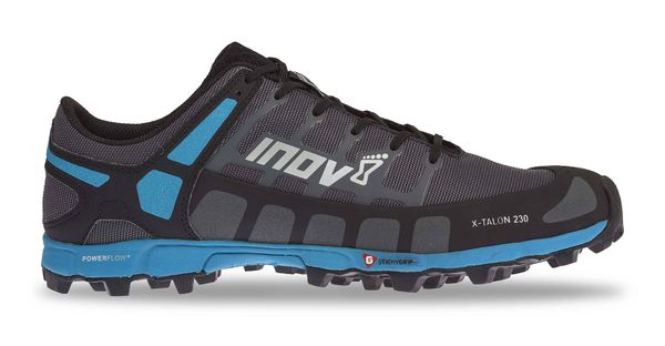 Inov-8 X-Talon 230 Mens Grey/Blue