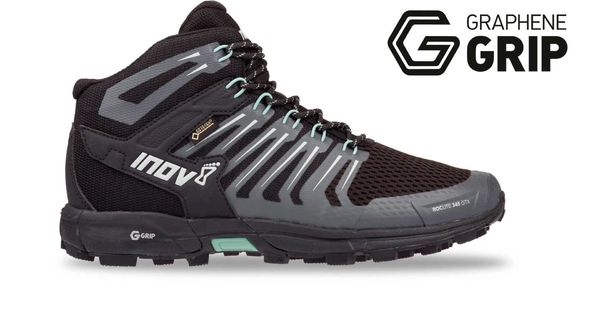 Inov-8 Roclite G 345 GTX Womens Black/Green