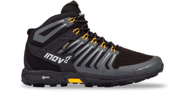 Inov-8 Roclite G 345 GTX Mens Black/Yellow