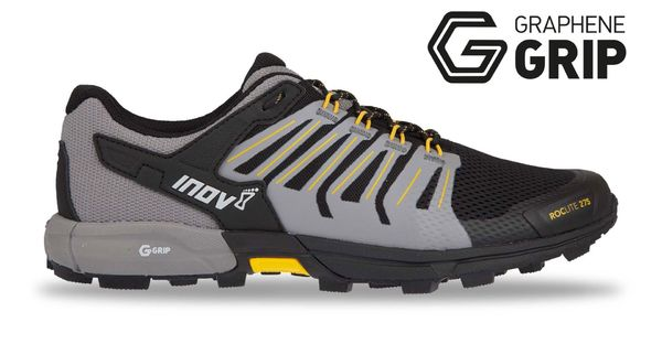 Inov-8 Roclite G 275 Mens Black/Yellow