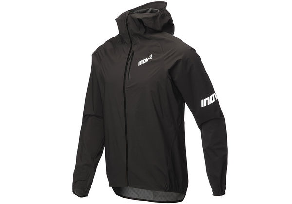 Inov-8 Stormshell Waterproof Jacket Men, musta