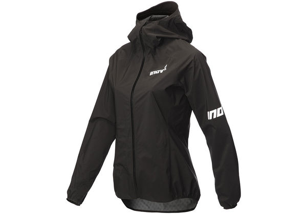 Inov-8 Stormshell Waterproof Jacket Women, musta