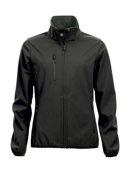 Clique Basic Softshell Jacket Ladies 020915-99 (1)